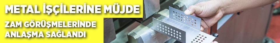 Avusturya'da metal işçilerine müjde !