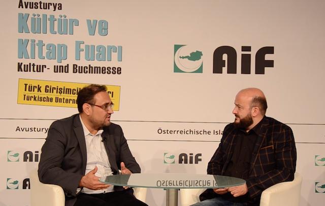 Avusturya İslam Federasyonu Başkanı Abdi Taşdöğen'den kitap fuarı ile ilgili açıklamalar!