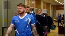 İzlanda Milli Futbol Takımı, Konya'da