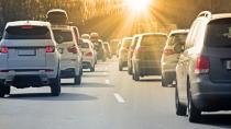 Verkehrsinfo fürs Wochenende