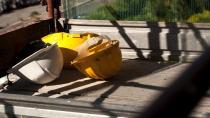 Bregenz'de iş kazası