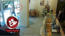 Türk fırınına silahlı saldırı!