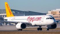 Pegasus 1 Euro'ya yurt dışı uçuş bileti satıyor