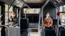 Kovid-19 nedeniyle 'toplu taşıma araçlarında konuşulmasın' önerisi