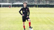 Ajaxlı futbolcu Muhammet Tunahan Taşçı'nın hedefi A Milli Takım