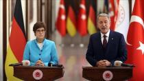 Almanya'dan Türkiye'ye Afganistan desteği
