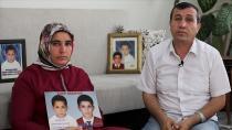 14 yıldır kayıp oğlunu arıyor